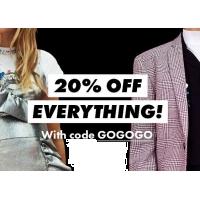 ASOS Fashion Black Friday – 20 % Rabatt auf den gesamten Einkauf