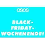 ASOS Fashion Black Friday – bis zu 70% Rabatt + 20% Extra-Rabatt