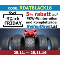 Reifendirekt.at – 5 % Rabatt auf Winter- und Kompletträder
