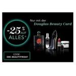 Douglas Black Friday – 25% Rabatt auf (fast) ALLES & gratis Versand