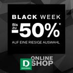 Deichmann Black Week – bis zu 50% Rabatt auf eine riesige Auswahl