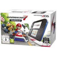 Nintendo 2DS Bundles (Mario Kart 7 / Mario Bros) ab 75 € bei Amazon