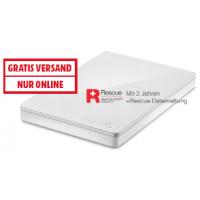 Seagate Backup Plus Slim 1 TB inkl. Versand um 49 € statt 70,58 €