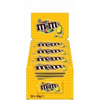 Süßigkeiten Aktion – zB. 24x M&M's Erdnuss Single (24 x 45g) um 5,99 €
