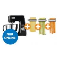 TOP! Turmix Küchenmaschine CX 950 + Pasta Roller + Spaghetti Vorsatz + Tagliatelle Vorsatz um nur 199 € statt 584,92 € – bis 4.12.