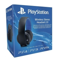 Sony PlayStation Wireless Stereo Headset 2.0 um 60 € statt 79 €