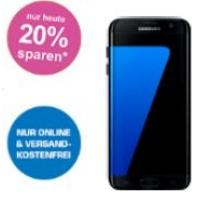 Samsung Galaxy S7 edge 32 GB um nur 575,20 € – nur heute!