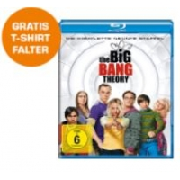 Big Bang Theory Staffel 9 (Blu-Ray) + Wäschefalter um 35 € statt 50 €