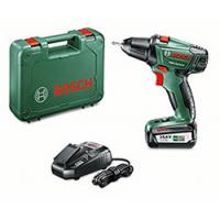 Bosch Akku-Bohrschrauber inkl. Koffer + Akku 2.5Ah um 92 € statt 135 €
