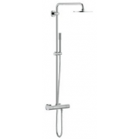 Grohe Rainshower Duschsystem mit Thermostat um 440 € statt 608 €