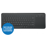 Microsoft All-in-One Media Keyboard inkl. Versand um 22 statt 32 €