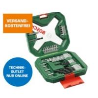 Bosch 34-teiliges X-Line Bohrer- und Schrauber-Set um 8 € statt 10,98 €