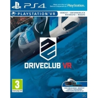 Playstation 4 Games in Aktion bei Libro – zB. Driveclub PSVR um 15 €