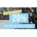 Tom Tailor Sale mit bis zu 50% Rabatt + 20% Extra-Rabatt (bis 1. Juli)