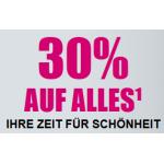 The Body Shop: 30 % Rabatt auf fast das gesamte Sortiment