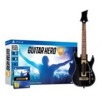 Guitar Hero Live Spiel + Gitarre (PlayStation 4) um 29,99 € statt 38,99 €