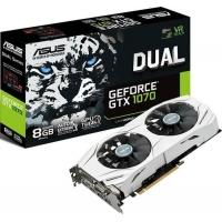 ASUS Dual GeForce GTX 1070, 8GB GDDR5 um 404 €