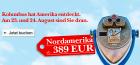 Um 385€ nach New York, 445€ nach Washington oder 503€ nach Toronto (nur heute und morgen buchbar) @Austrian Airlines