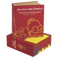 Top! Die Welt der Simpsons – Episoden-Führer um 39,99 € statt 99 €