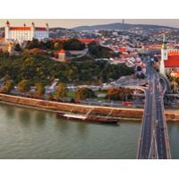 Bratislava: 2 Nächte inkl. Frühstück um 49,50 € statt 164 € p.P.!