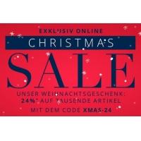 Peek&Cloppenburg.at – 24 % Rabatt auf tausende Artikel (gratis Versand)