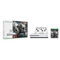 Xbox One S 1TB + 2x Controller + Gears of War 4 um 279 € statt 374,63 €
