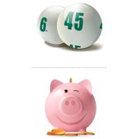 3 Tippfelder Lotto 6aus45 + 25 Rubbellose um 0,99 € statt 9,10 €