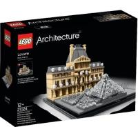 TOP! Lego Technic / Architecture / Creator Produkte zu neuen Bestpreisen – zB. Lego – Architecture – Louvre (21024) um 34,02 € statt 52,89 €