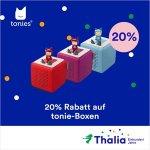 Toniebox – Starterset (Hör- und Spielerlebnis) inkl. Versand um 63,96 €