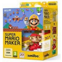 Super Mario Maker für WiiU inkl. amiibo Mario um 9,60 € statt 43,99 €