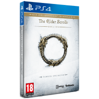 The Elder Scrolls: Online – Tamriel Unlimited für PS4 um 10 € statt 29,99 €