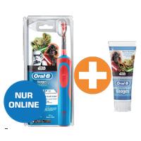 Oral-B Stages Power Kids Zahnbürste + Zahnpasta um 15 € statt 22,13 €