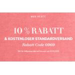 H&M Online: 10% Rabatt + kostenloser Versand
