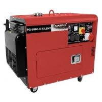 Matrix PG6000-D Silent Stromerzeuger inkl. Versand um 799€ statt 1216€