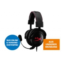 Kingston HyperX Cloud Gaming Headset inkl. Versand um 40€ statt 65,65€