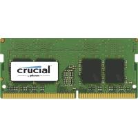 Crucial SO-DIMM 8GB, DDR4-2133, CL15 RAM um 32,26 € statt 62,26 €