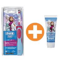 Oral-B Stages Power Kids Zahnbürste + Zahnpasta um 9,99 € statt 22,93 €