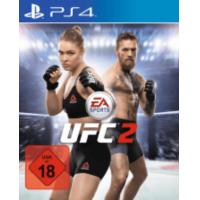 EA Sports: UFC 2 für PS4 / Xbox One um 29,99 € statt 49,99 €