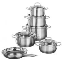 WMF Brillant 6-teiliges Kochtopfset inkl. Versand um 82,12 € statt 179 €
