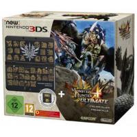 Nintendo New 3DS + Monster Hunter 4 Bundle um 149 € statt 214 €