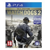 Watch Dogs 2 Gold Edition (PS4/Xbox One) um 50 € statt 63,98 €