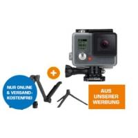Coole Technik für die Semesterferien bei Saturn (versandkostenfrei) – zB. GoPro HERO+ LCD Actioncam inkl. Versand um 199 € statt 254 €
