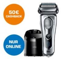 Braun Rasierer 9095 CC Series 9 Syncro Sonic um 139 € statt 204,90 €
