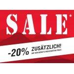 Jack Wolfskin Onlineshop – 20 % Extra Rabatt auf alle Sale-Artikel
