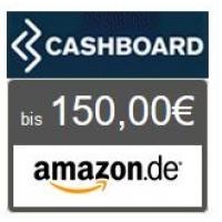 Cashboard Portfolio – bis zu 150 € Amazon.de Gutscheine und 2 % Zinsen