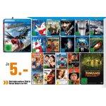 Saturn – Blu-Rays um nur 5 € (versandkostenfrei)