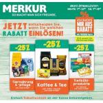 Merkur – 25 % Rabatt auf 3 Warengruppen & 1+1 Aktionen (bis 29.3.)