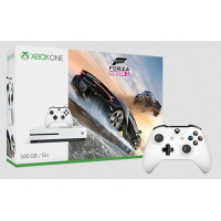 Microsoft UK: Xbox One S 500GB+2. Controller+Forza Horizon 3 um 270€
