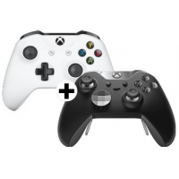 Xbox One Controller Bundle (Elite + Wireless-New) um 133€ statt 171,81€
