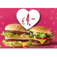 Mcdonalds – 2 Klassiker um 4 € für myMcdonalds-Kunden (bis 17. Februar)